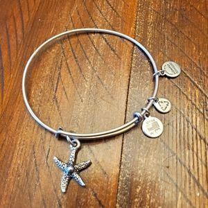 🎈2/$15 Alex and Ani bracelet- Starfish